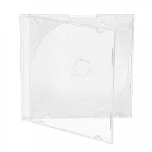 Details: Mini-Jewel-Box 5.2mm standard, Tray transparent